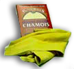 Prince of Wales Chamois: Chamois 2.5 FT Sq. Ft.