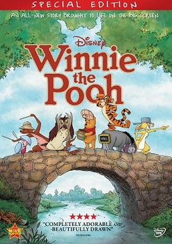 Arabic cartoon dvd WINNIE THE POOH  egyptian dialect with ENGLISH SUBTITLES
