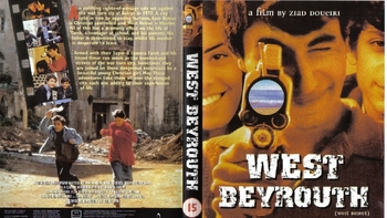 WEST BEIRUT ARABIC ENGLISH SUBS LEBANESE LEBANON movie Beyrout Al Gharbiyya — بيروت الغربية‎) is a 1998 Lebanese drama film written and directed by Ziad Doueiri.