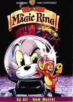 Arabic cartoon dvd TOM AND JERRY  THE MAGIC RING proper arabic (fus-ha)