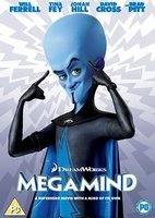 Arabic cartoon dvd MEGAMIND  ENGLISH SUBTITLES ARABIC-ENGLISH   proper arabic (fus-ha)