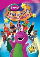 Arabic cartoon dvd Barney  CELEBERATING AROUND THE WORLD (PROPER ARABIC FUS-HA)