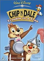 CHIP AND DALE TROUBLE IN TREE ARABIC CARTOON CHILDREN Dvd FUS-HA PROPER ARABIC) very funny