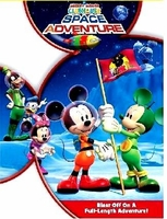 Arabic disney cartoon dvd  micky mouse SPACE ADVENTURE IN ARABIC LANGAUGE ARABIC (FUS-HA PROPER ARABIC)