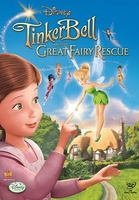 Arabic cartoon dvd for kids TINKER BELL THE GREAT FAIRY RESCUE egyptian dialect