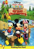Arabic funny cartoon dvd MICKEY MOUSE  GREAT OUTDOORS ENGLISH SUBTITLES