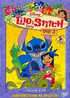 LILO AND STITCH PART 3 IN ARABIC LANGUAGE CARTOON DVD Egyptian dialect