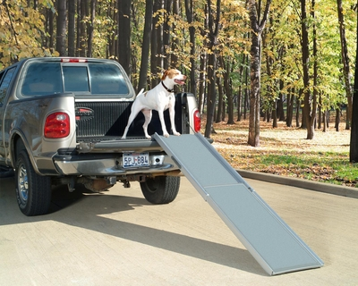 Deluxe XL Adjustable Dog Ramp
