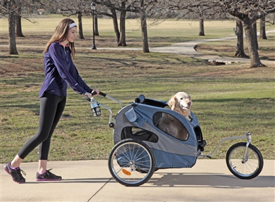 HoundAbout Trailer Dog Stroller Conversion Kit