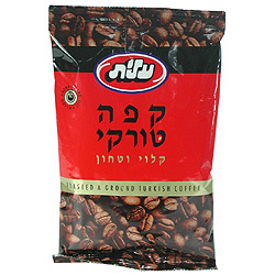 Elite roast & ground Turkish coffee Israeli coffee 100 gram