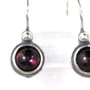 Israeli jewelry | gemstones silver earrings