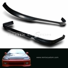 92-95 Honda Civic 2D TY-R Style PU ( Poly Urethane ) Front and Rear Bumper Lip