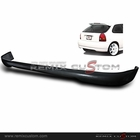 96 97 98 Honda Civic 3D Hatchback ( Poly Urethane ) Rear Bumper Lip