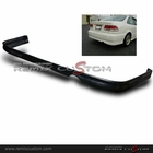 96 97 98 Honda Civic 2/4DR PU ( Poly Urethane ) Rear Body Bumper Lip Spoiler