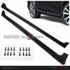 12-13 Honda Civic 4DR Sedan Modulo PU Body Side Skirts Kit