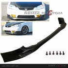 04-05 Honda Civic JDM PU Front Body Bumper Lip Kit Spoiler