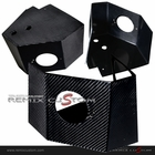 08-10 Mitsubishi Evo 10 Air Filter Carbon Fiber Heat Cover Shield