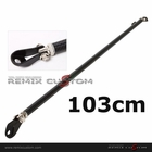 Universal Carbon Fiber 103cm Interior Pilliar Bar