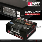 Honda / Acura D1 Spec Digital Mini Turbo Timer - Black