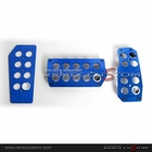 Nokya Protruded Grip A/T Blue Racing Pedal