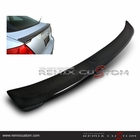 05-10 Scion TC Factory Style Carbon Fiber Trunk Wide Spoiler Lip