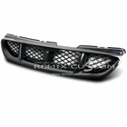 98-02 Honda Accord 2DR Coupe MUG-Ver. 2 ABS Front Hood Grill - Black