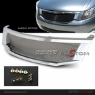 08-10 Honda Accord 4DR TY-R Chrome Mesh Grill