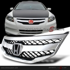 2011 Honda Accord Sedan Chrome Grill