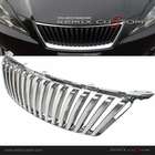 06-10 Lexus IS250 / IS350 Vertical Chrome Style ABS Front Hood Grill