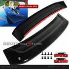 01-05 Honda Civic 2DR Coupe SZ Roof Window Visor Spoiler Wing (with brackets)