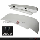 92-95 Honda Civic 3DR EG Fiber Glass Paintable Rear Spoiler