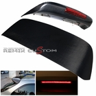 96-00 Honda Civic 3DR Hatchback Carbon LED Roof Spoiler
