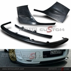 04-05 Subaru Impreza WRX / STi Bumper Lip (PU) with Front Cap (Left & Right)