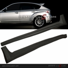 08-10 Subauru Impreza WRX CS Style Body Add-On Side Skirts Kit