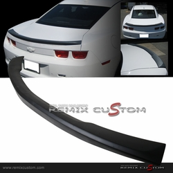 10-11 Chevy Camaro Factory OEM Style FRP Trunk Lip Spoiler