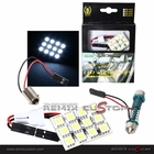 Interior Dome Light 12xSMD LED White Univeal size