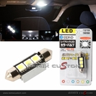Inteior Dome Light 3xSMD Canbus LED Bulbs (36mm x 12mm)