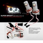 07-09 BMW X5 E70 Xenon Super Bright Angel Eye LED OE Replacement Bulbs