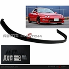 94-97 Acura Integra PU SIR Style Front Bumper Lip