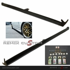 01-05 Honda Civic 2/4DR Type RS PP Side Body Skirts Kit