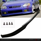 96-98 Honda Civic Type R PU Front Bumper Lip Spoiler Kit