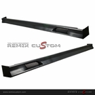 96-98 Honda Civic 4DR Sedan PP Type O Side Skirts