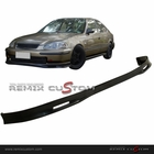 99-00 Honda Civic 2DR Coupe Spoon Sport Front Body Bumper Lip Spoiler Kit
