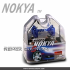 Nokya Pro Halogen H1 8500K 80W  Arctic Purple Light Bulbs (2pc)