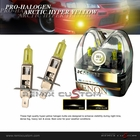 H1 55W Hyper Yellow Light Bulbs