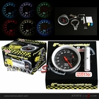 "5"" TACHOMETER with Extra Shift Light Carbon Face 7 Colors"