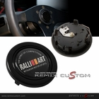 Rallli Art Steering Wheel Horn Button