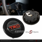 Toyota Racing Development Steering Wheel Horn Button