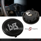 bB Logo Steering Wheel Horn Button