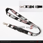 Hello Kitty 20mm Keychain Neck Lanyard